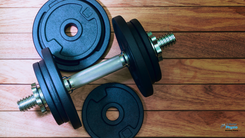For runners, lifting is a form of strength training.